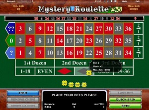 mistery roulette