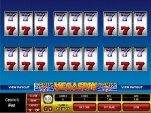 Fantastic 7s MegaSpin