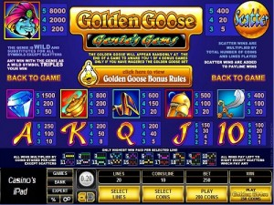 Golden Goose genies gems
