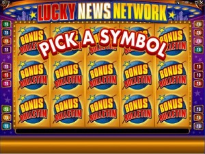 Lucky News Network Bonus