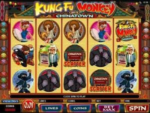 Kung-Fu-Monkey