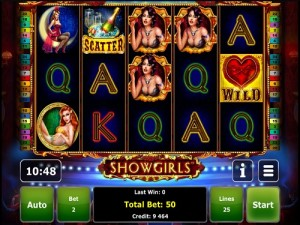 showgirls mobiel
